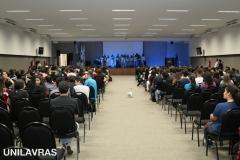 UNILAVRAS - calourada dia 1-24