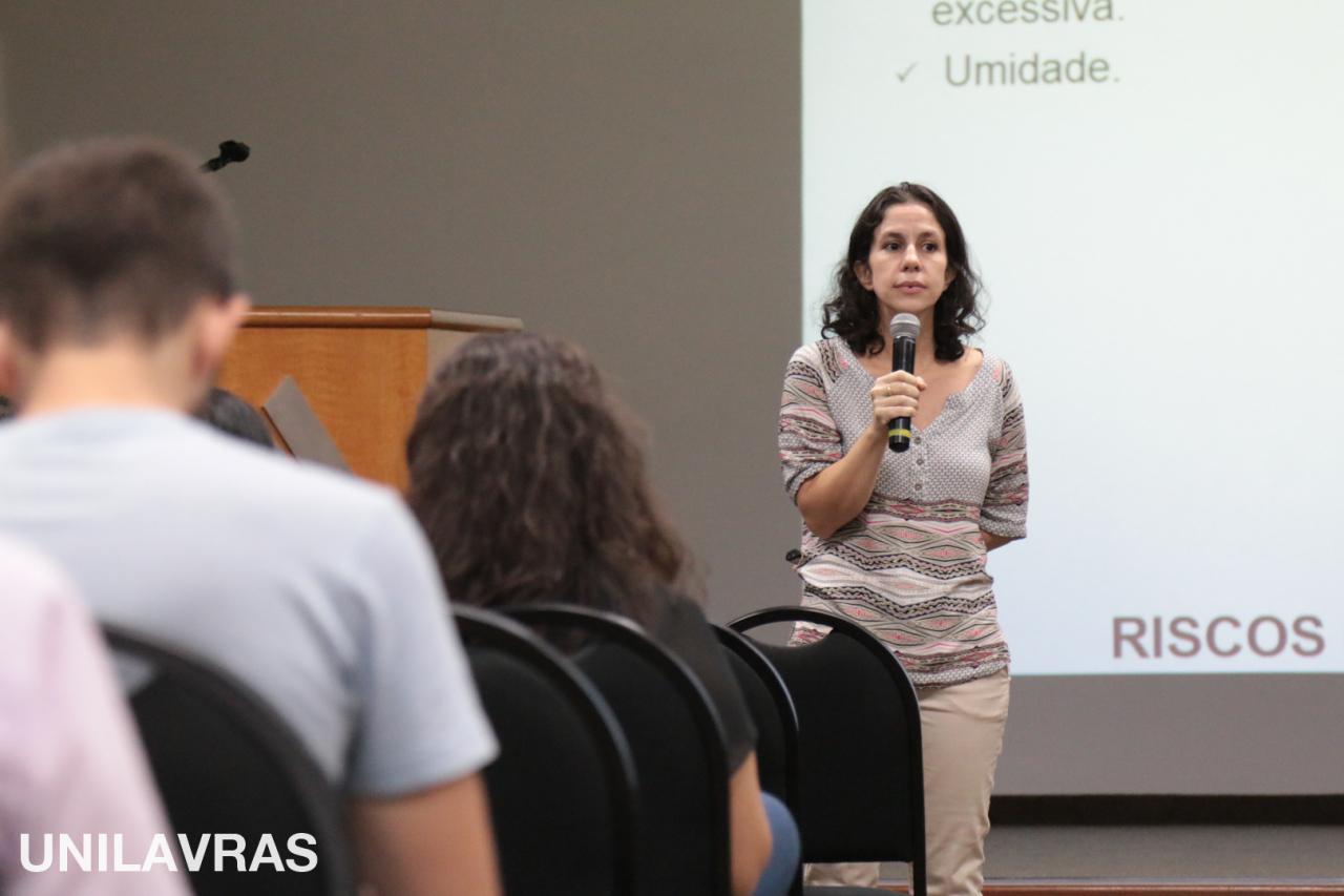 UNILAVRAS -  Palestra sobre Biosegurança-5