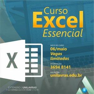 Curso Excel Essencial - POST insta e face