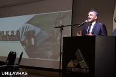 UNILAVRAS - Mesa redonda carreiras jurídicas