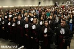 UNILAVRAS - COLAÇÃO DE GRAU_
